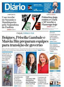 Jornal Diário de Suzano - 18/11/2020