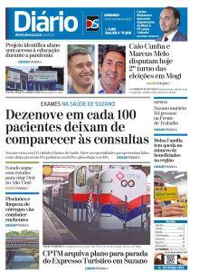 Jornal Diário de Suzano - 29/11/2020