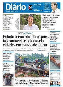 Jornal Diário de Suzano - 30/11/2020