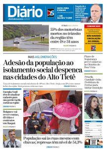 Jornal Diário de Suzano - 20/11/2020