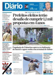 Jornal Diário de Suzano - 22/11/2020