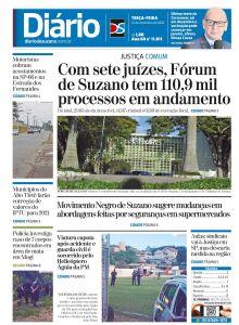 Jornal Diário de Suzano - 24/11/2020