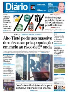 Jornal Diário de Suzano - 25/11/2020