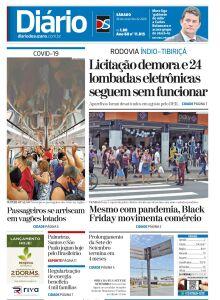 Jornal Diário de Suzano - 28/11/2020