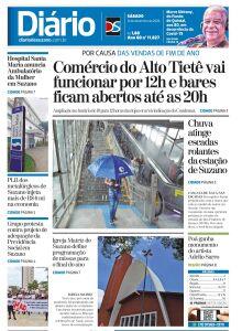 Jornal Diário de Suzano - 12/12/2020