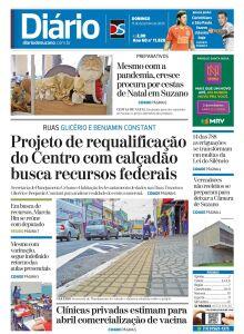 Jornal Diário de Suzano - 13/12/2020