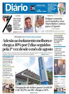Jornal Diário de Suzano - 16/12/2020