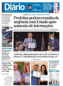 Jornal Diário de Suzano - 18/12/2020