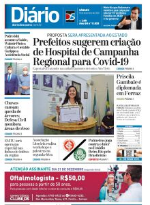 Jornal Diário de Suzano - 19/12/2020