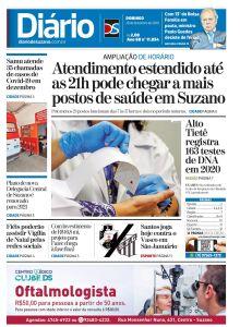 Jornal Diário de Suzano - 20/12/2020