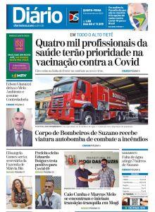 Jornal Diário de Suzano - 03/12/2020