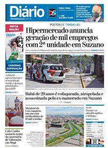 Jornal Diário de Suzano - 22/12/2020