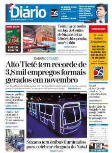 Jornal Diário de Suzano - 24/12/2020
