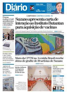 Jornal Diário de Suzano - 29/12/2020