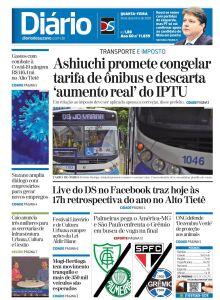 Jornal Diário de Suzano - 30/12/2020
