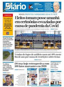 Jornal Diário de Suzano - 31/12/2020