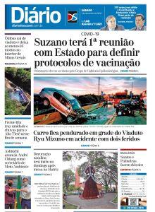 Jornal Diário de Suzano - 05/12/2020