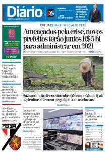 Jornal Diário de Suzano - 06/12/2020