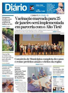 Jornal Diário de Suzano - 08/12/2020