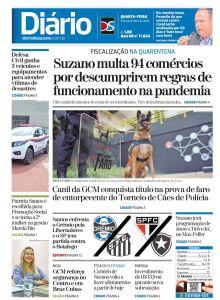 Jornal Diário de Suzano - 09/12/2020