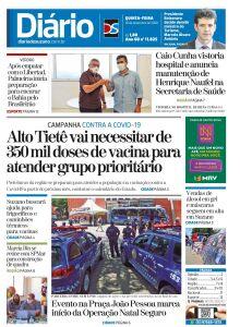 Jornal Diário de Suzano - 10/12/2020