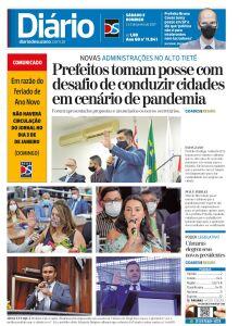 Jornal Diário de Suzano - 02/01/2021