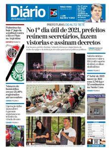 Jornal Diário de Suzano - 05/01/2021