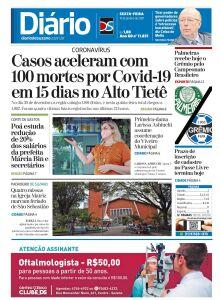 Jornal Diário de Suzano - 15/01/2021