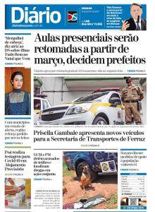 Jornal Diário de Suzano - 16/01/2021