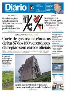 Jornal Diário de Suzano - 17/01/2021