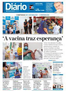 Jornal Diário de Suzano - 22/01/2021