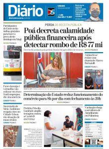 Jornal Diário de Suzano - 23/01/2021