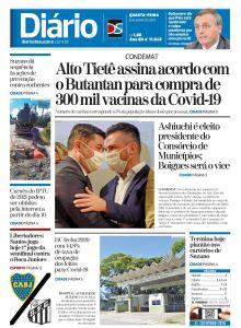 Jornal Diário de Suzano - 06/01/2021