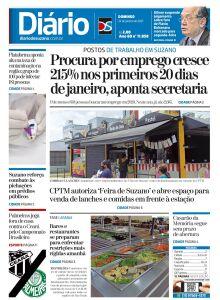 Jornal Diário de Suzano - 24/01/2021