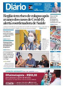 Jornal Diário de Suzano - 07/01/2021