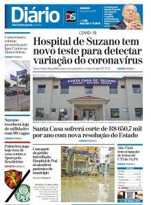 Jornal Diário de Suzano - 09/01/2021