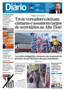 Jornal Diário de Suzano - 10/01/2021