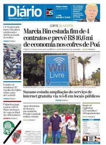 Jornal Diário de Suzano - 12/01/2021