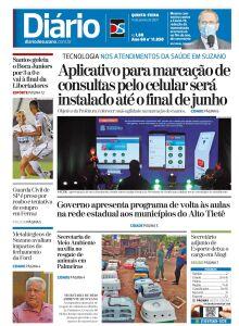Jornal Diário de Suzano - 14/01/2021