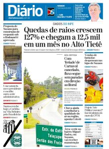 Jornal Diário de Suzano - 13/02/2021