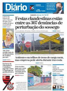 Jornal Diário de Suzano - 14/02/2021