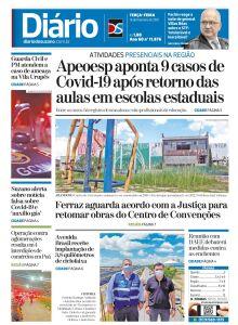 Jornal Diário de Suzano - 16/02/2021
