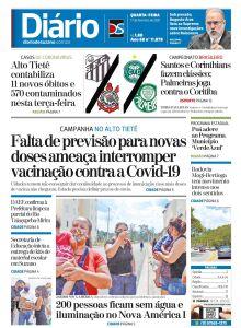 Jornal Diário de Suzano - 17/02/2021