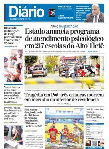 Jornal Diário de Suzano - 18/02/2021