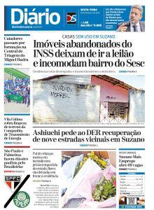 Jornal Diário de Suzano - 19/02/2021