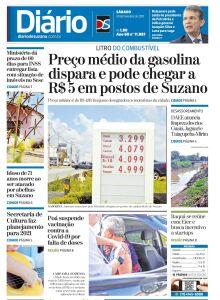 Jornal Diário de Suzano - 20/02/2021