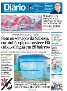 Jornal Diário de Suzano - 21/02/2021