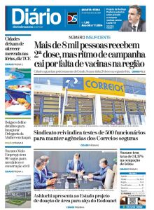 Jornal Diário de Suzano - 24/02/2021