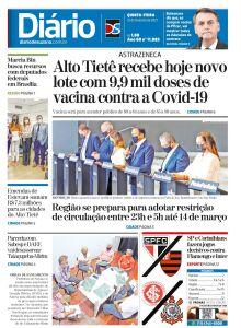 Jornal Diário de Suzano - 25/02/2021