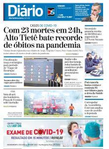 Jornal Diário de Suzano - 27/02/2021